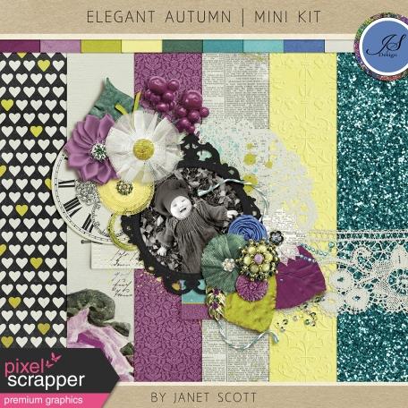 Elegant Autumn - Mini Kit