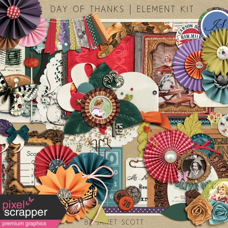 Day of Thanks - Element Kit