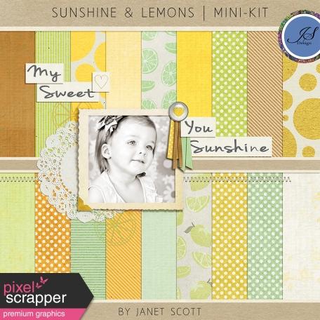 Sunshine and Lemons Add On Kit