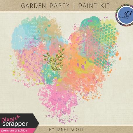 Garden Party - Paint Kit