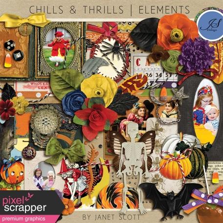 Chills & Thrills - Element Kit