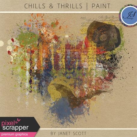 Chills & Thrills - Paint Kit
