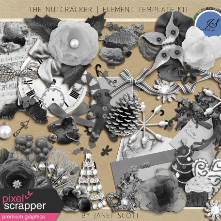 The Nutcracker - Element Template Kit