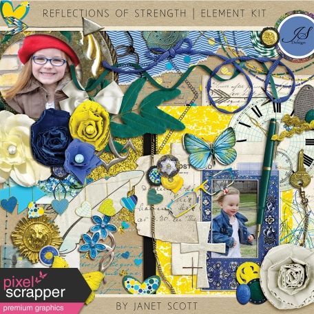 Reflections of Strength - Element Kit