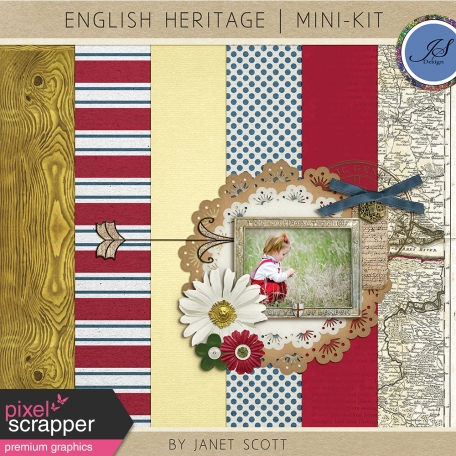 English Heritage - Mini-Kit