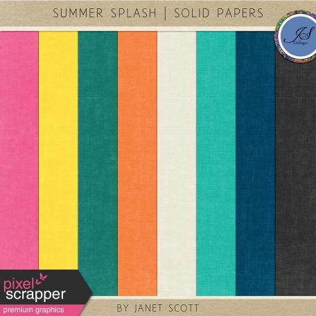 Summer Splash - Solid Kit