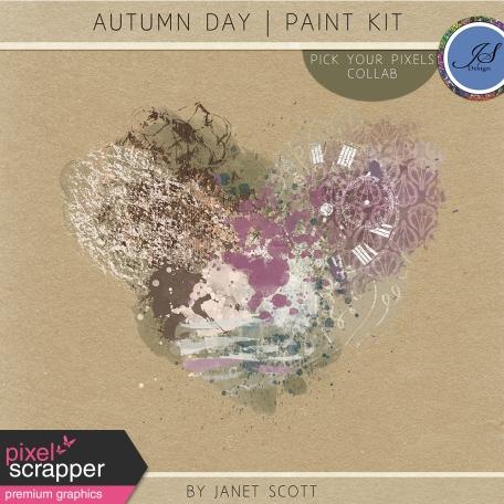 Autumn Day - Paint Kit