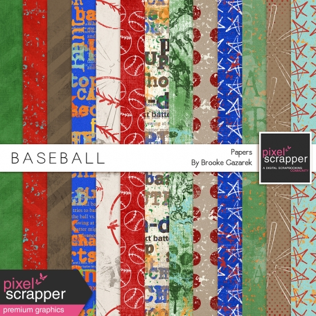 Baseball Papers Kit