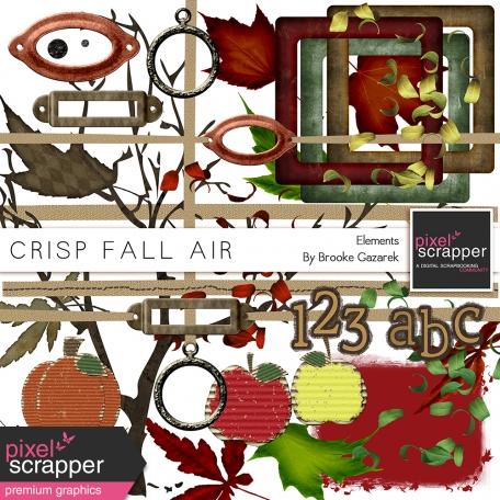 Crisp Fall Air Elements Kit