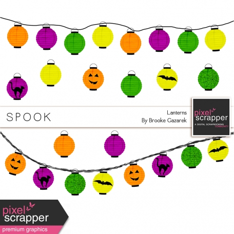 Spook Lanterns Kit
