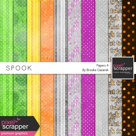 Spook Papers 04 Kit