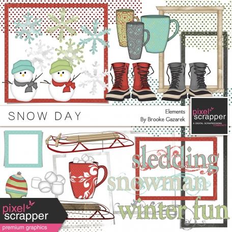 Snow Day Elements Kit