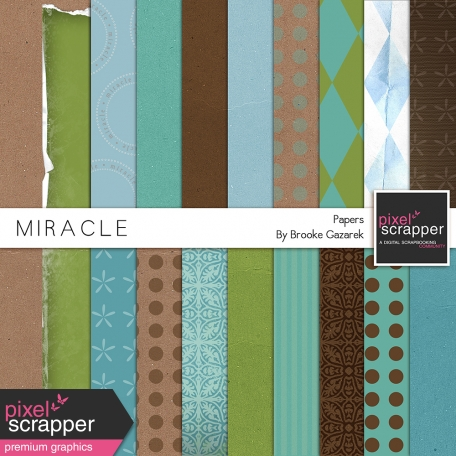 Miracle Papers Kit