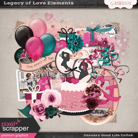 Legacy of Love Elements