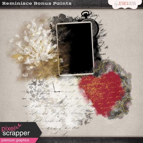 Reminisce Bonus Paints and Mask Kit