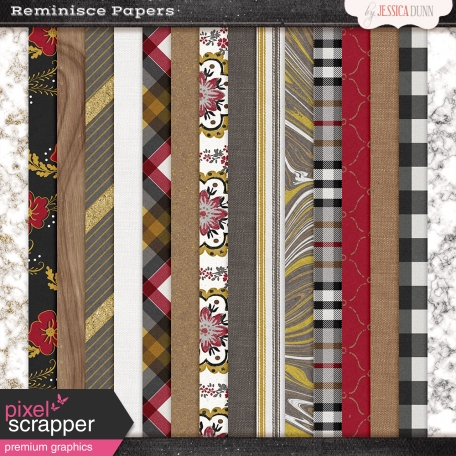 Reminisce Papers Kit