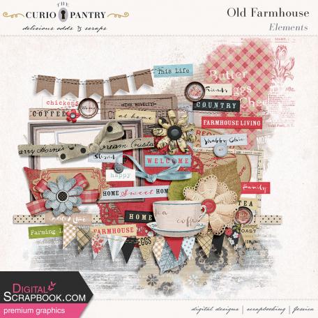 Old Farmhouse Elements