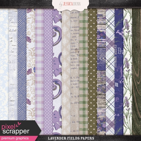 Lavender Fields Papers