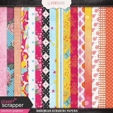 Bohemian Sunshine Papers