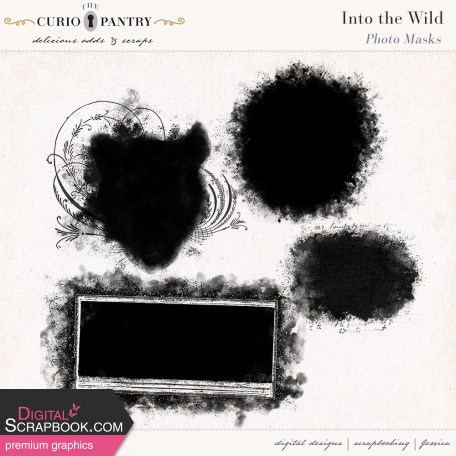 Into the Wild Photo Masks