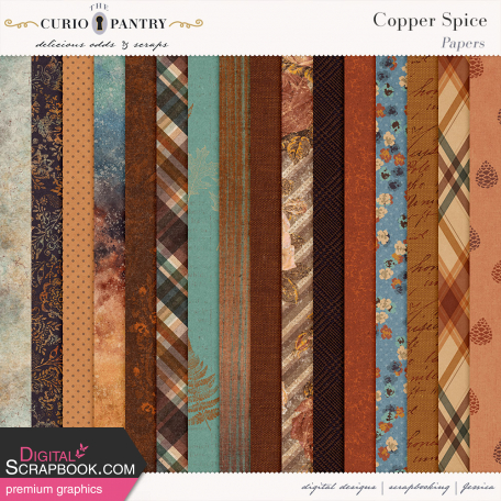 Copper Spice Papers