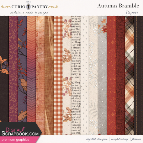 Autumn Bramble Papers
