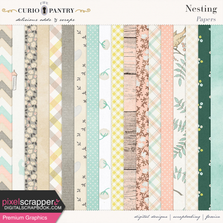 Nesting Papers