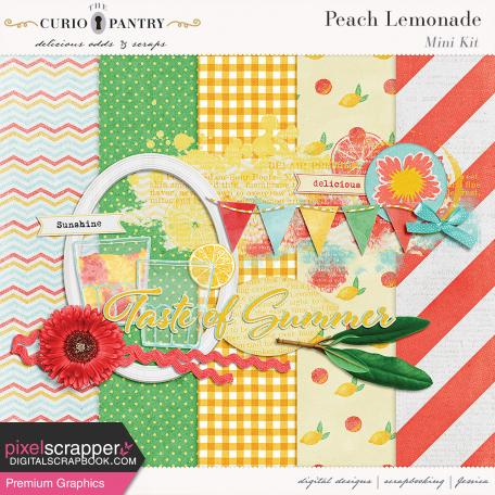 Peach Lemonade Mini