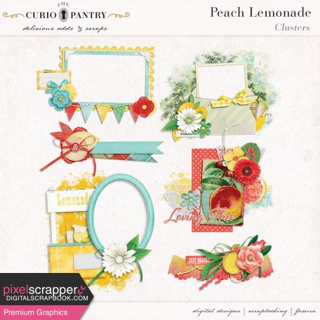 Peach Lemonade Clusters