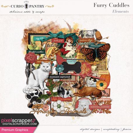 Furry Cuddles Elements