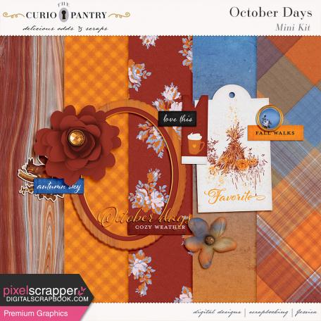 October Days Mini
