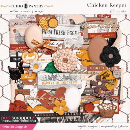 Chicken Keeper Elements