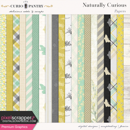 Naturally Curious Papers