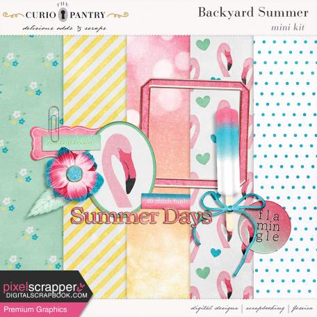 Backyard Summer Mini Kit