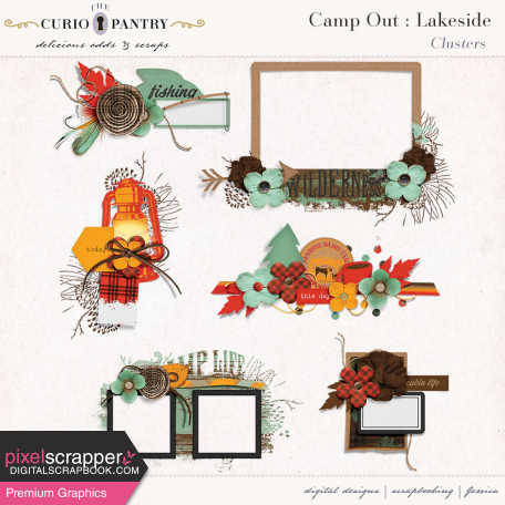 Camp Out : Lakeside Clusters