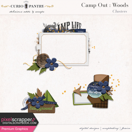 Camp Out : Woods Clusters