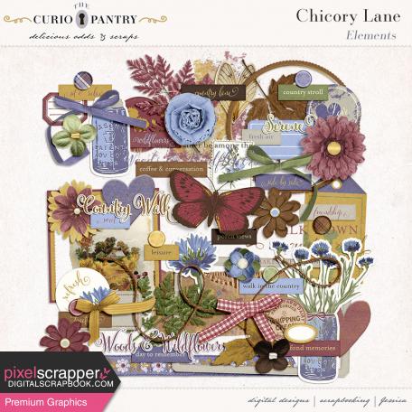 Chicory Lane Elements