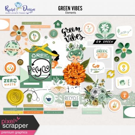 Green Vibes   Elements Kit