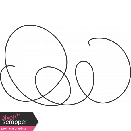 Doodle String #02 Template