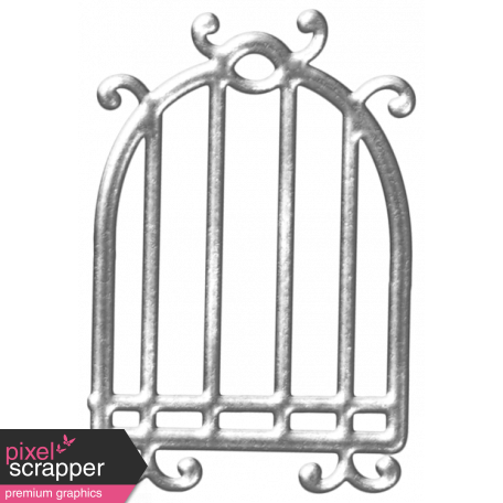 Metal Birdcage Template