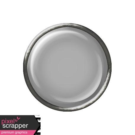 Brad Set #2 - Large Circle - Burnished Metal