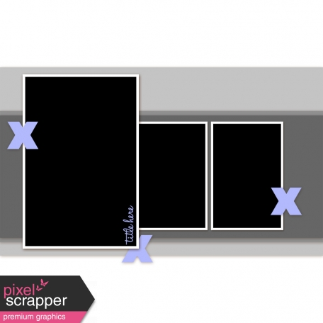 Layout Template 330