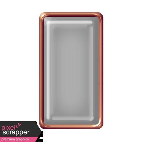 Brad Set #2 - Rectangle - Copper