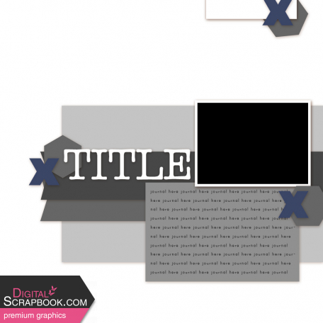 Layout Template 347