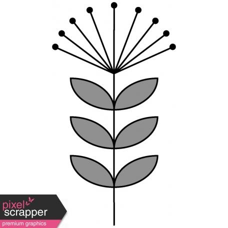 Flower Shape 004