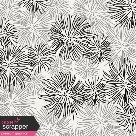Paper 098 Template - Fireworks