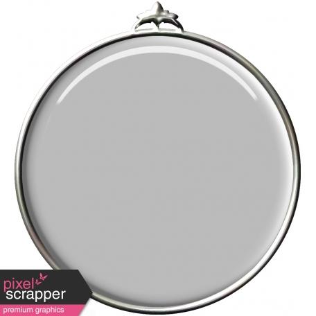 Circle Brad 11 - Chrome