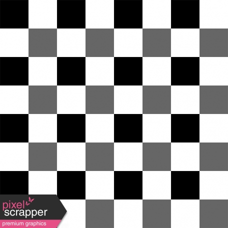 Gingham Paper Template - 2 Inch Squares