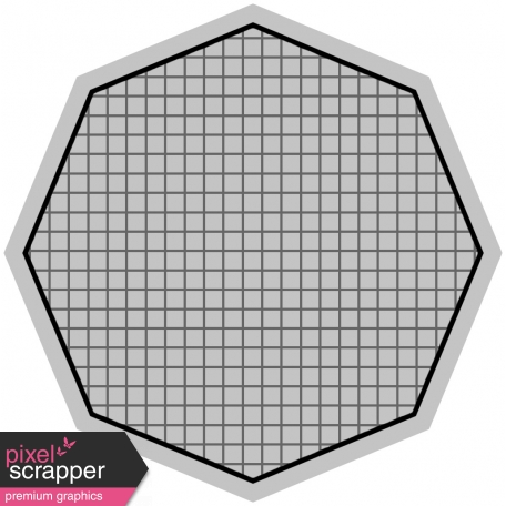 Tag Templates Set #1 - Octagon