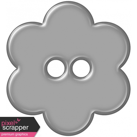 Button Set #2 - Flower